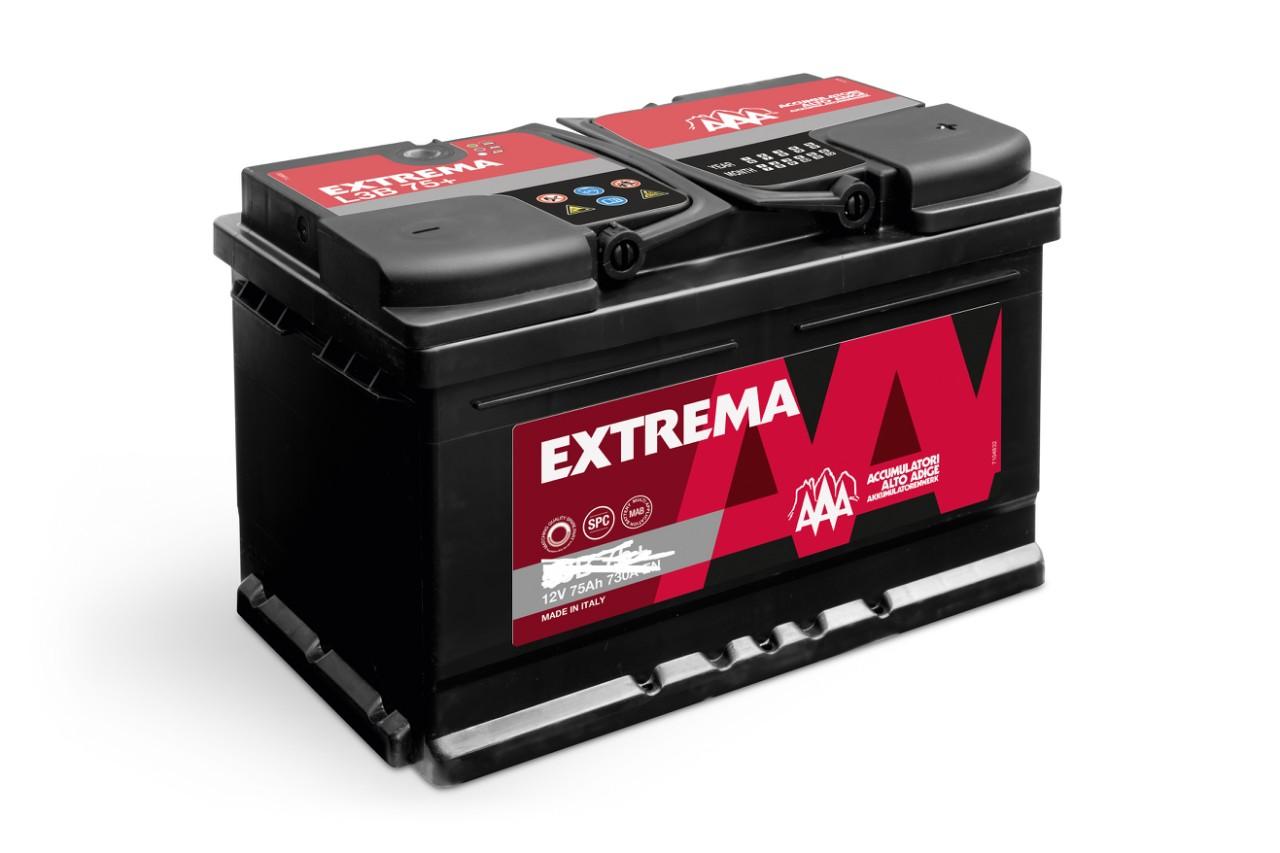 Аккумулятор 12V 100Ah (850 EN) AAA (-   +) photo